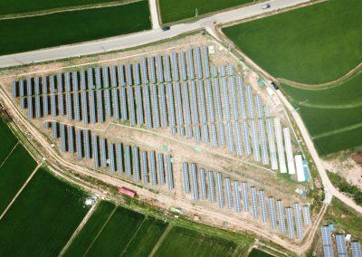 Generación distribuida a través de granjas solares